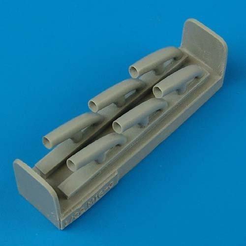 Quickboost QB32049 MiG-3 exhaust Trumpeter 1/32