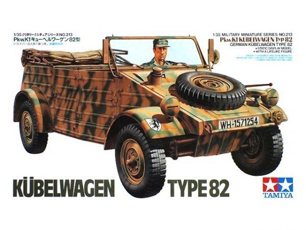 Tamiya 35213 German Kbelwagen Type 82 (1:35)