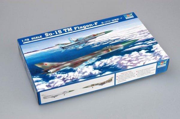 Trumpeter 01623 Su-15 TM Flagon-F (1:72)