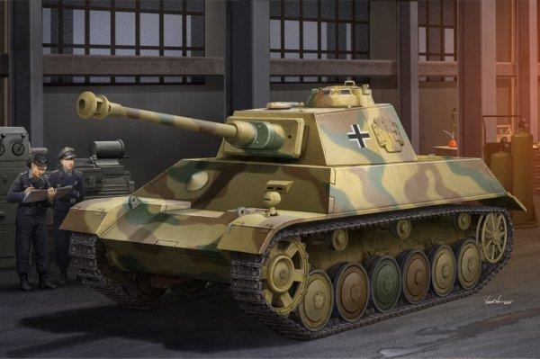 German Pz.Kpfw.III/IV auf Einheitsfahrgestell