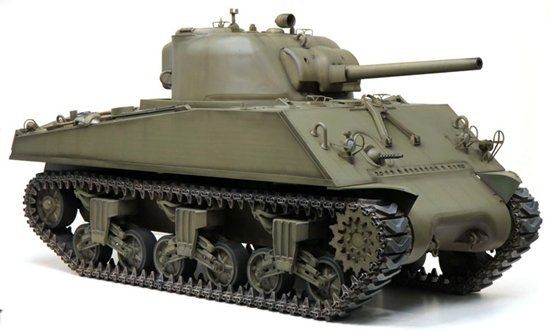 Dragon 75055 M4A3 (105) Howitzer Tank / M4A3(75)W (2 in 1) 1/6