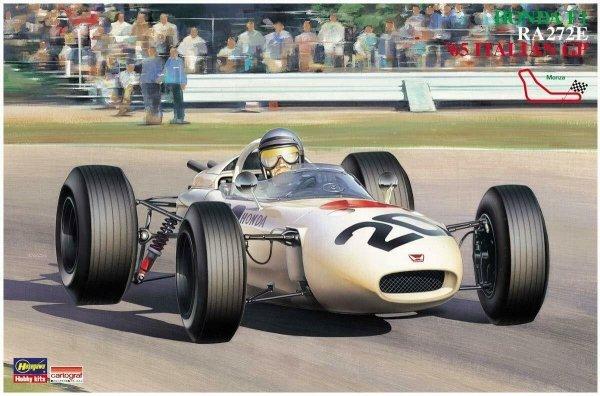 Hasegawa 20412 Honda F1 RA272E '65 Italian GP 1/24