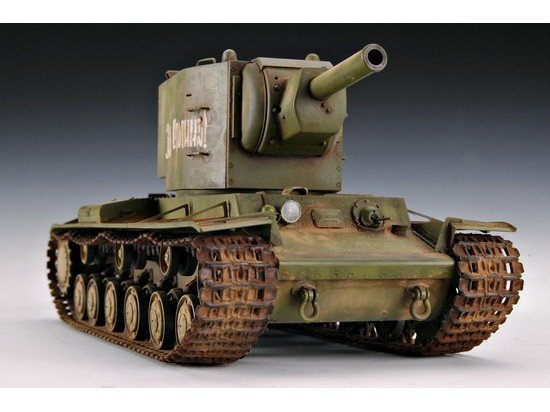 Trumpeter 00312 Russia KV-2 Tank (1:35)
