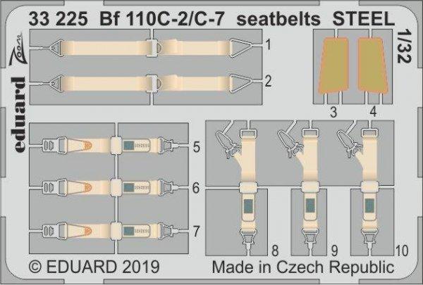 Eduard BIG33107 Bf 110C-7 1/32 REVELL