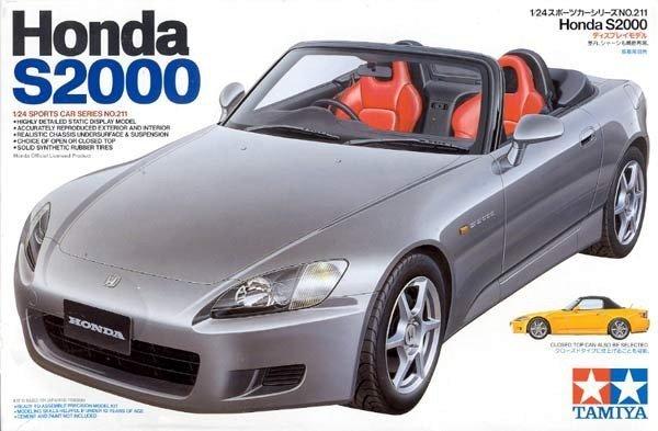 Tamiya 24211 Honda S2000 (1:24)