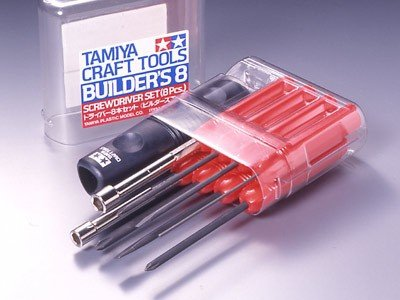 "Tamiya 74023 zestaw ""Builder's 8"""