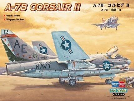 Hobby Boss 87202 A-7B CORSAIR II (1:72)