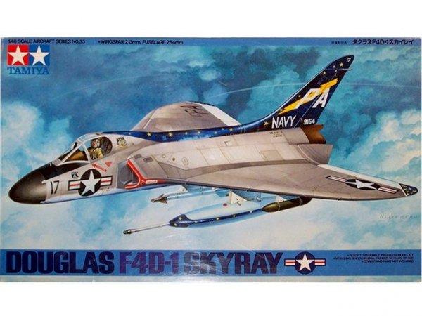 Tamiya 61055 F4D-1 Skyray (1:48)
