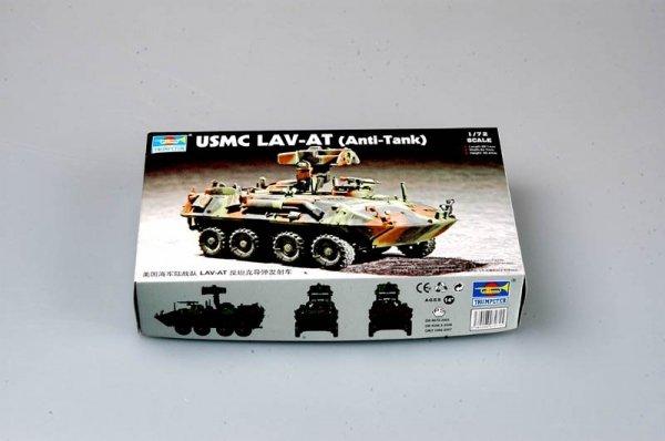 Trumpeter 07271 LAV-AT (Anti-Tank) (1:72)