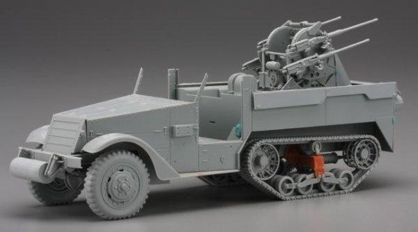 Dragon 6381 M16 Multiple Gun Motor Carriage Smart Kit (1:35)