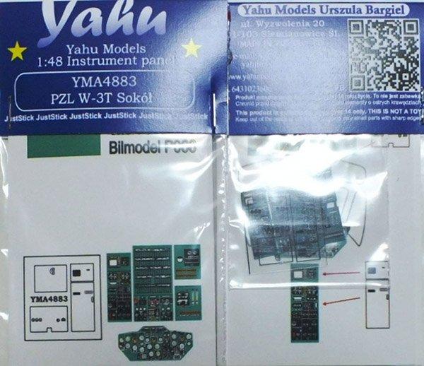 Yahu YMA4883 PZL W-3T Sokół 1/48