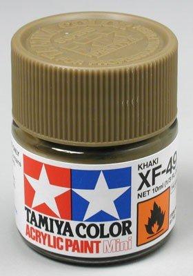 Tamiya XF49 Khaki  (81749) Acrylic paint 10ml