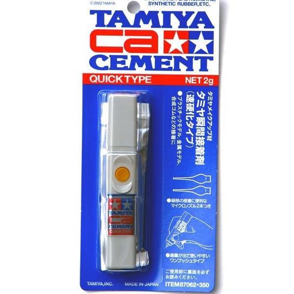 Tamiya 87062 Tamiya CA Cement 2g