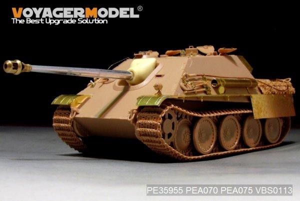 Voyager Model PE35955 WWII Jagdpanther G1 Version For MENG TS-039 1/35