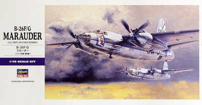 Hasegawa E27 B-26F/G Marauder (1:72)