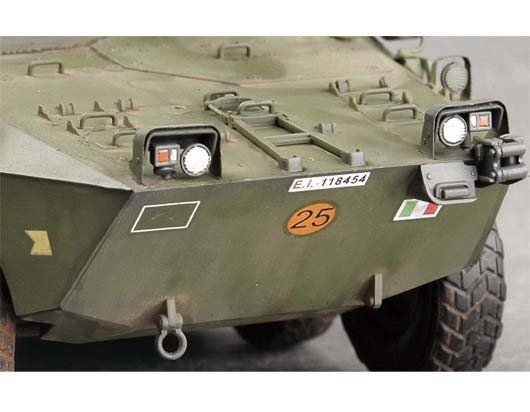 Trumpeter 00386 Italian B1 Centauro Tank Destroyer (1:35)