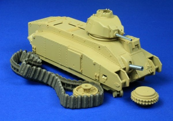 RB Model 1:35 75mm & 47mm & 7.5mm MG (35B79)