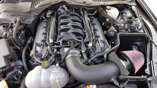 JLT Dolot powietrza / filtr Ford Mustang 2018-2019 V8 GT 5.0