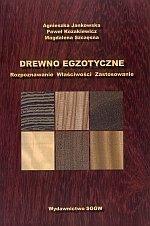 Drewno egzotyczne Rozpoznawanie Właściwości Zastosowanie