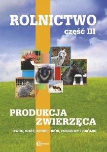 Rolnictwo Część 3 Produkcja zwierzęca Owce kozy konie drób pszczoły króliki