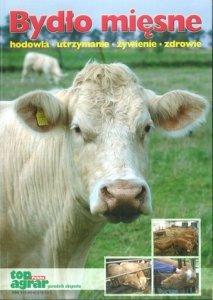 Bydło mięsne hodowla utrzymanie żywienie zdrowie