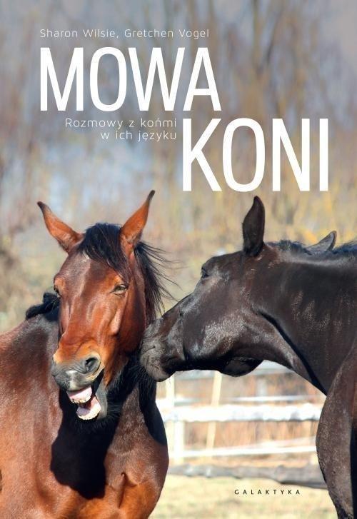 Mowa koni Rozmowy z końmi w ich języku