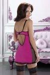 PINKY CHEMISE różowa koszulka nocna
