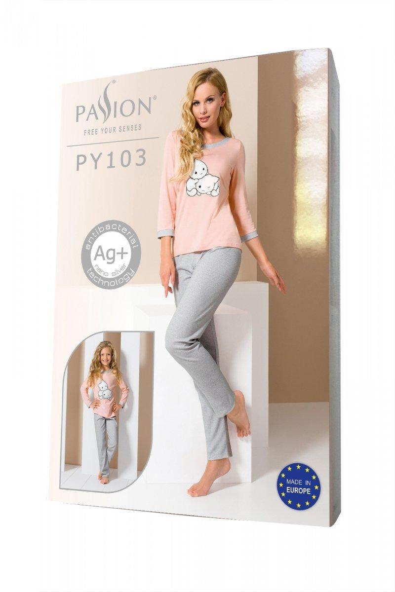PY103 piżama damska