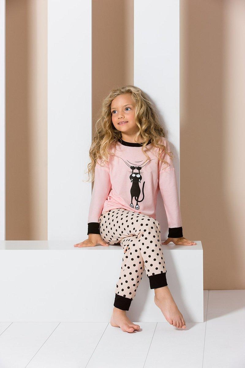 PY093 piżama dziewczęca