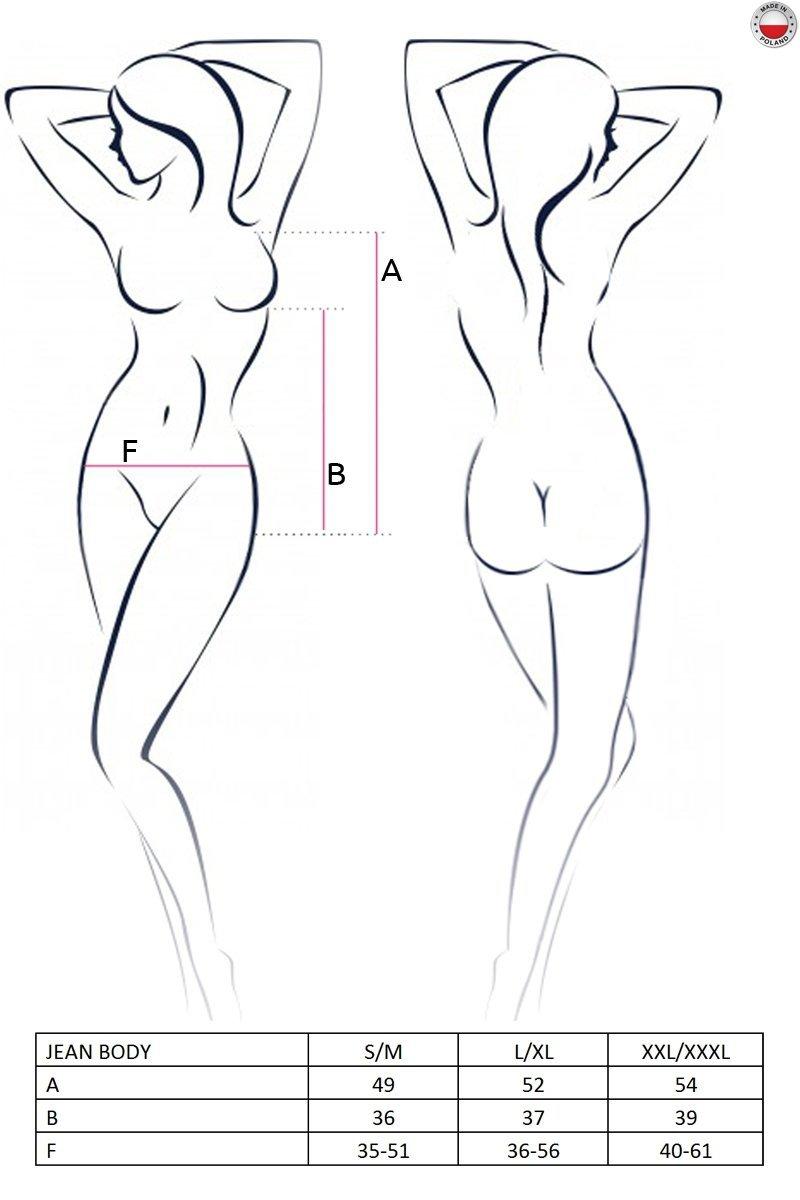 JEAN BODY  body