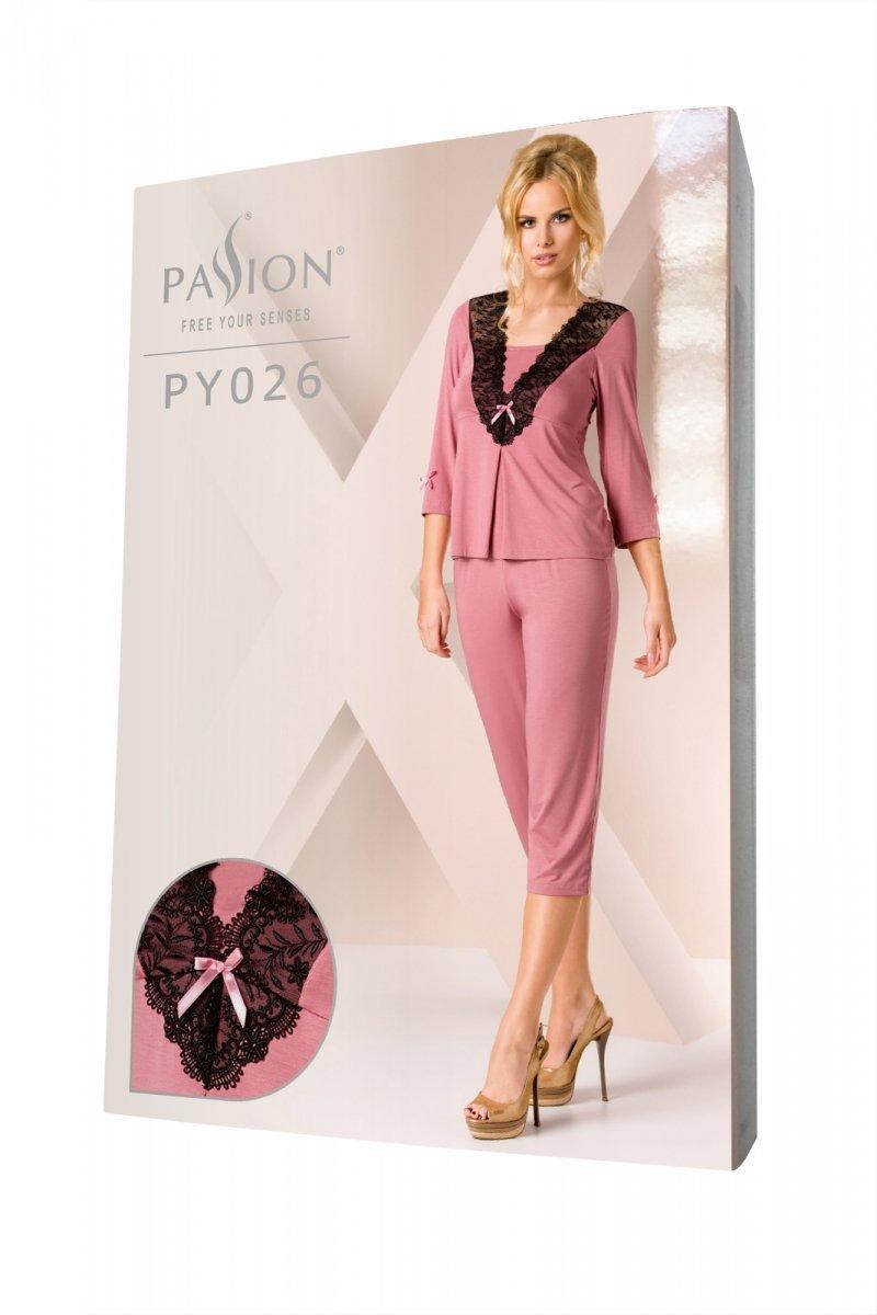 PY026 piżama damska