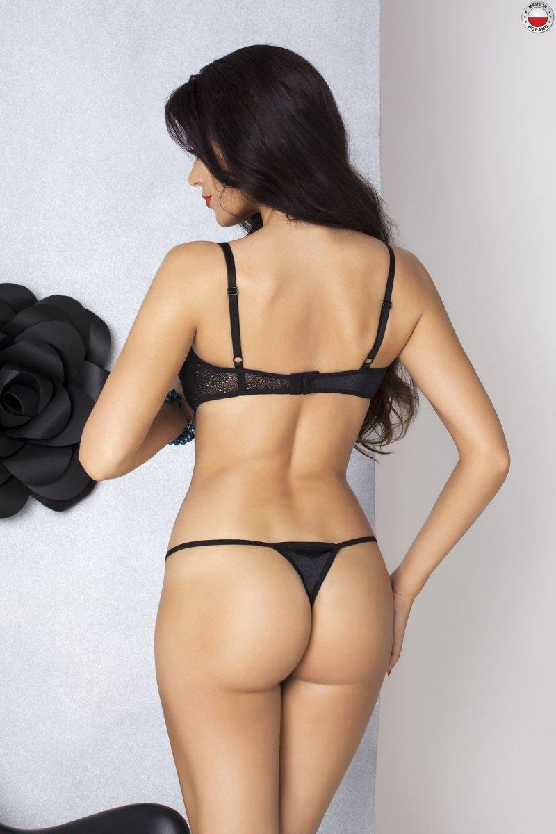 CAROLYN BODY czarne body