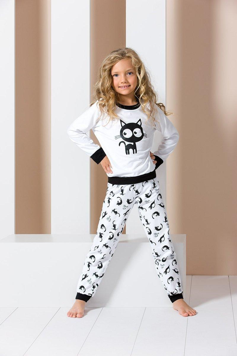 PY091 piżama dziewczęca