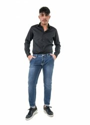 Jeans - Jeans uomo - Key jey - Skinny