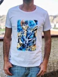 T shirt - Kenshiro - Handpainted