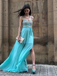 Abito Roberta Biagi - Vestito elegante Tiffany