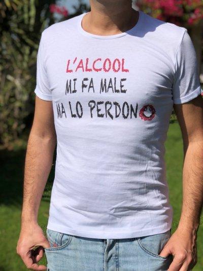 T shirt - Alcool fa Male