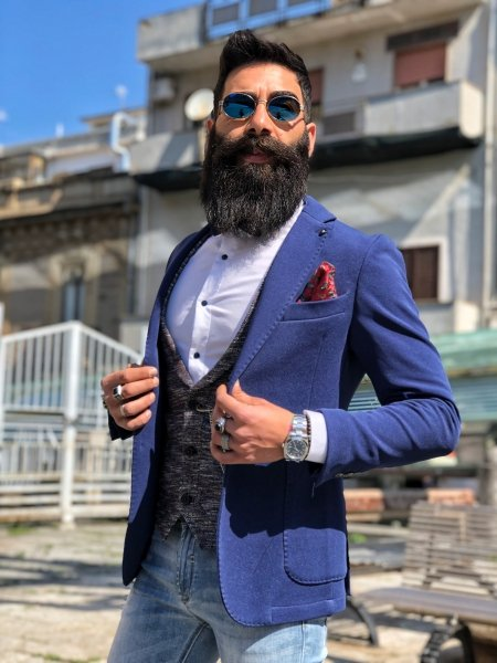 Abbigliamento uomo - Abbigliamento  on line - Giacca  - Gogolfun.it