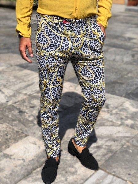 Pantaloni uomo particolari, eleganti