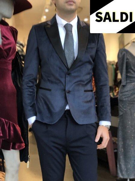 Giacca uomo - Elegante - Taglio smoking - Made in Italy