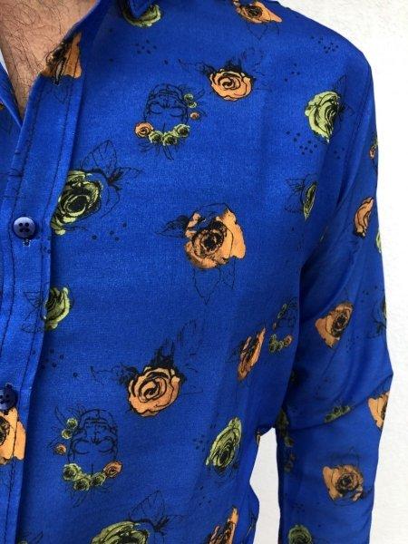Koszula męska - Kolorowa - Sklep z koszulami gogolfun.it