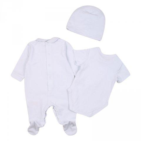 Completino neonato - Pagliacetto - Body - Cuffia - Gogolfun.it