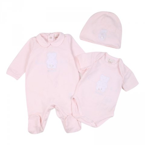 Completino neonato - Pagliacetto - Body - Cuffia