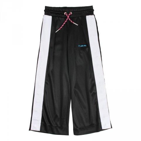 Pantaloni, tuta nera bambina - Diesel - Abbigliamento bambini - Gogolfun.it