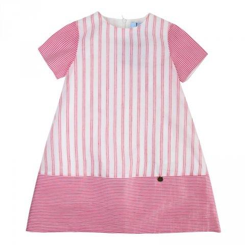 Abito rosa, bambina - Lanvin - Abbigliamento bambini - Gogolfun.it