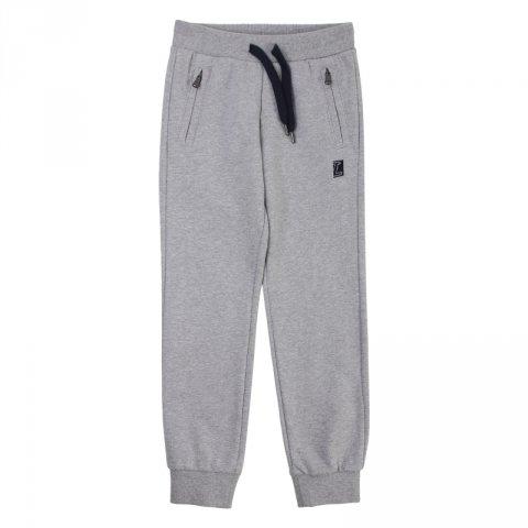 Pantaloni, tuta grigi bambino - Lanvin - Abbigliamento bambini - Gogolfun.it
