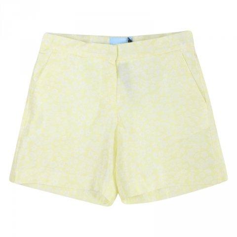 Shorts gialli bambina - Lanvin - Abbigliamento bambini - Gogolfun.it