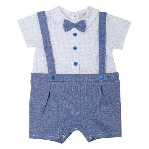 Lalalù - Body neonato blu - Abbigliamento bambini online - Gogolfun.it