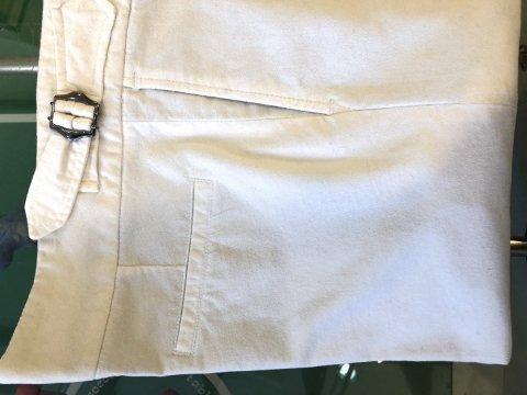 Pantaloni uomo, paul miranda - Pantaloni bianchi uomo - Gogolfun.it
