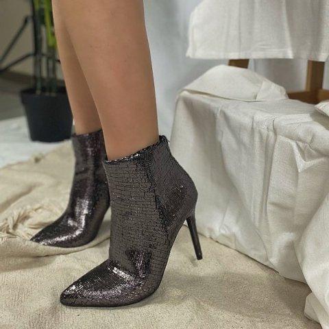 Stivaletti donna - Stivaletti, tacco alto - Tronchetti - Negozio di scarpe gogolfun.it